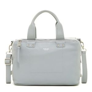 NWOT Perlina CLOUD Leather Satchel